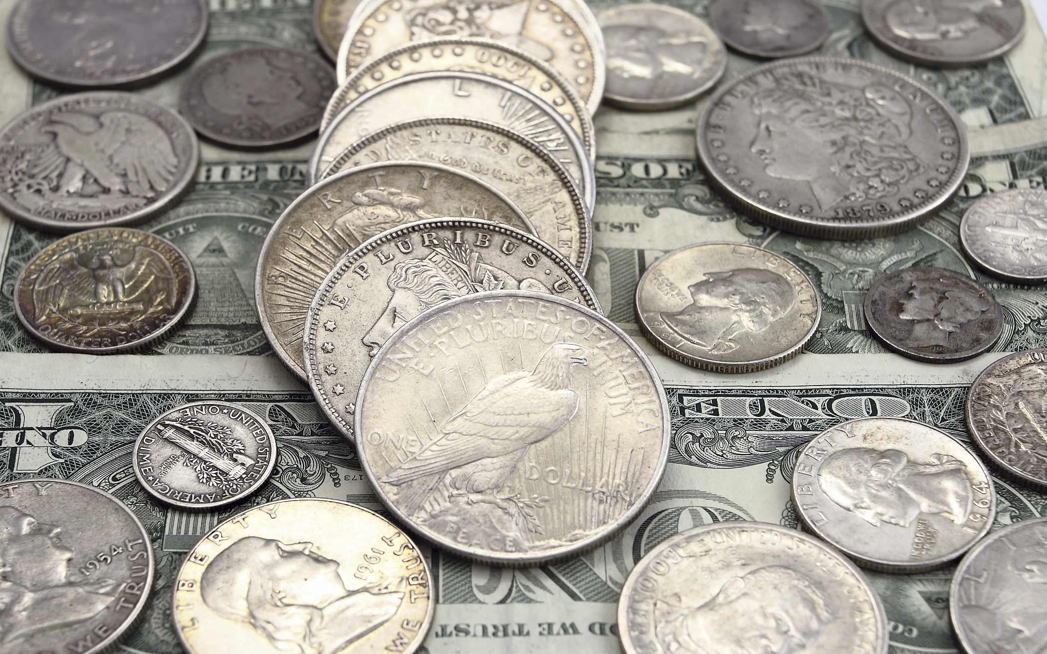 Münzenhandel